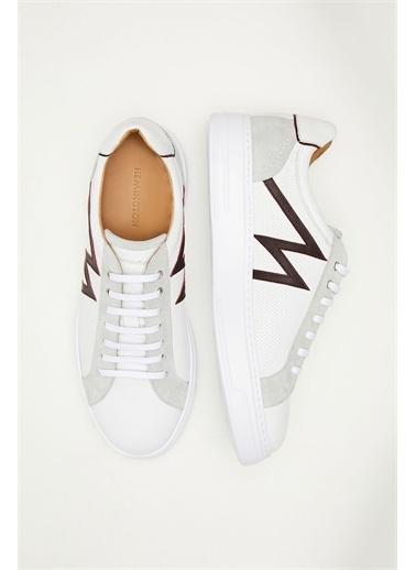Hemington Spor Ayakkabı Beyaz